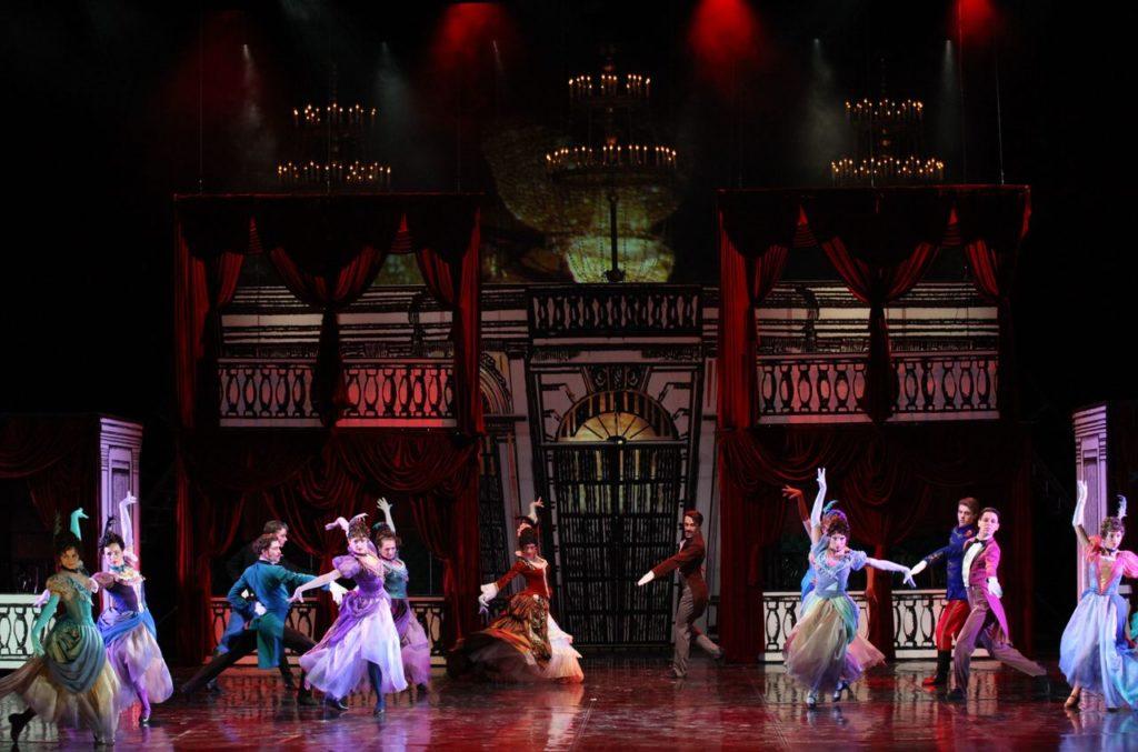 «Анна Каренина» балет00042