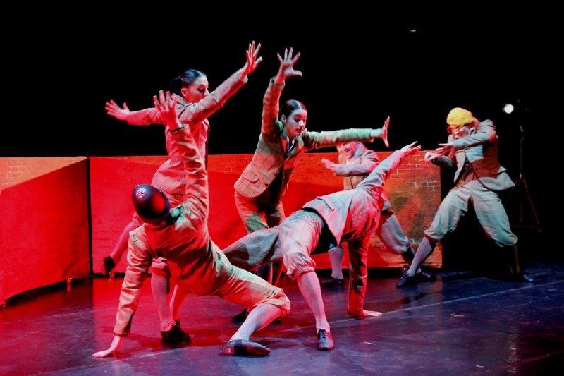 «Шерлок Холмс» балет 00007