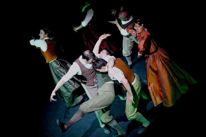 «Шерлок Холмс» балет 00010