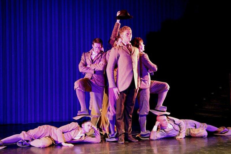 «Шерлок Холмс» балет 00011