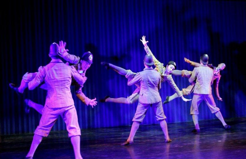 «Шерлок Холмс» балет 00013