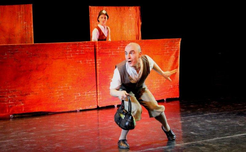 «Шерлок Холмс» балет 00016