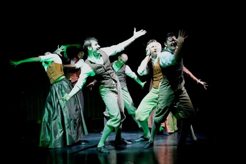 «Шерлок Холмс» балет 00018