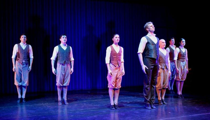 «Шерлок Холмс» балет 00019