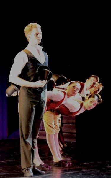 «Шерлок Холмс» балет 00020