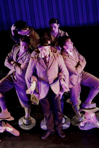 «Шерлок Холмс» балет 00022