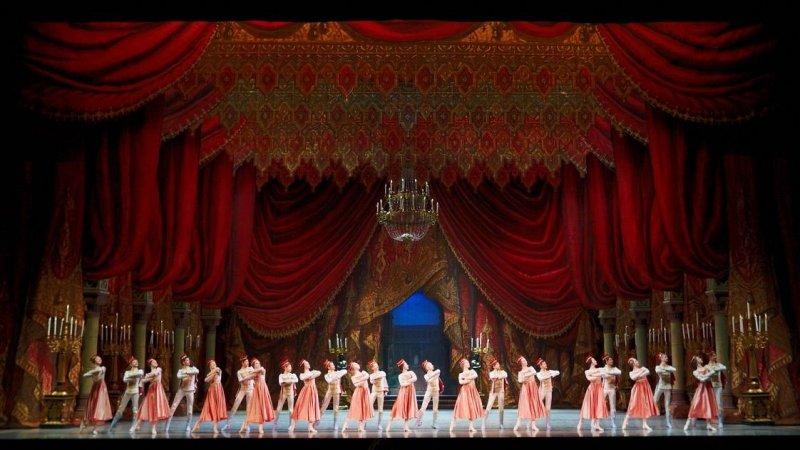 Grand pas из балета «Пахита» 00005