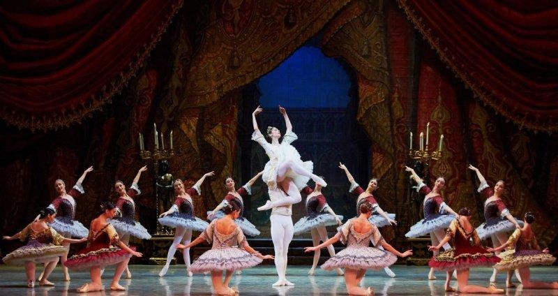 Grand pas из балета «Пахита» 00006