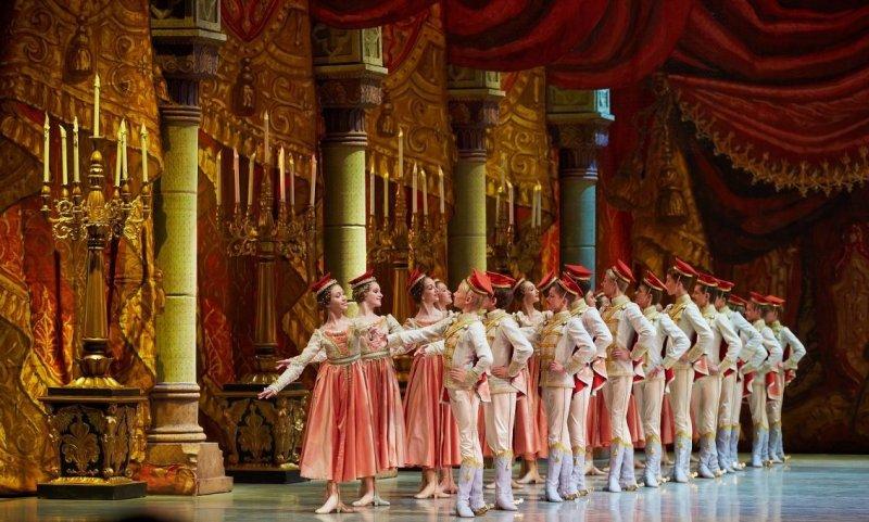 Grand pas из балета «Пахита» 00010