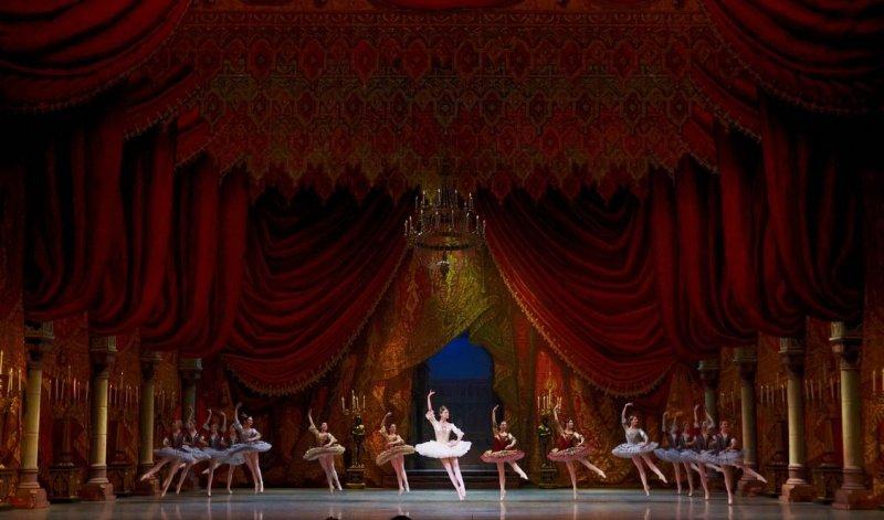 Grand pas из балета «Пахита» 00012