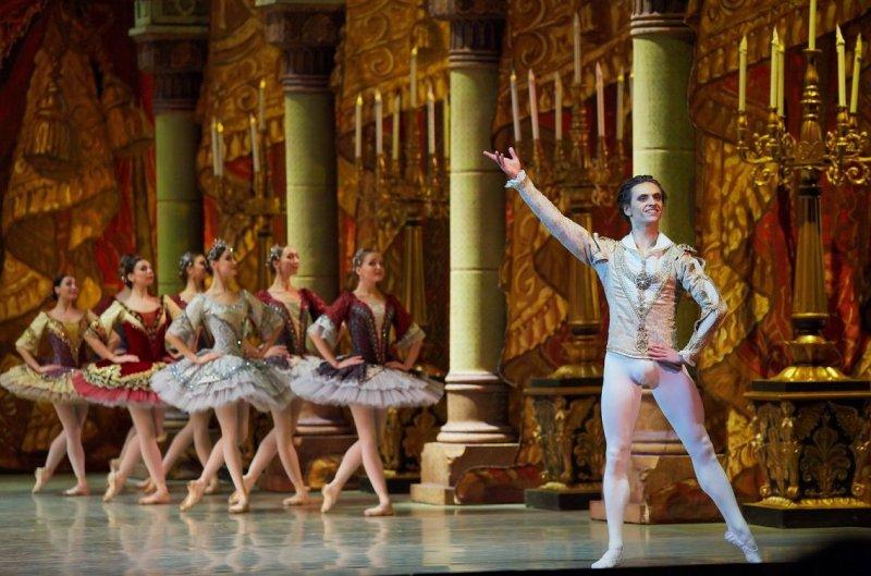 Grand pas из балета «Пахита» 00015